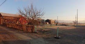 寒河江は寒い日が続いています