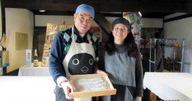 関東でコンサルタントを行っている方々が紅葉庵に来てくれました