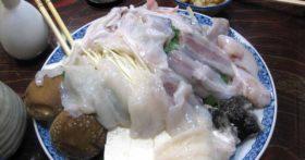 東京荒川区下谷のふぐ料理の「にびき」さんに行きました