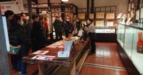 青森八戸から社員旅行の方々が来てくれました