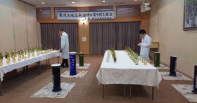 寒河江西村山地方の酒蔵の新酒持ち寄り会が開催されました