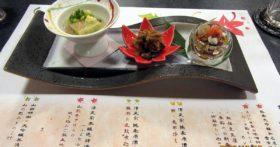 ホテルサンチェリーで日本酒と肴のマリアージュの会が開催されました