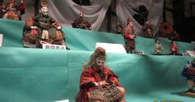 古澤酒造資料館では「酒蔵の五月飾り展」開催中です。