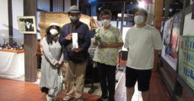 「さくらんぼ狩りをした後は、古澤酒造資料館」お決まりコースです!